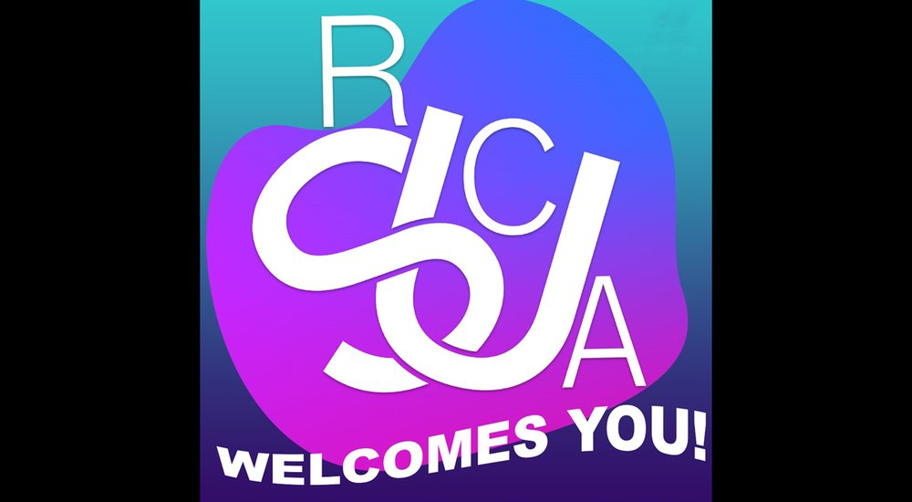 RCASU Welcome Events 2020