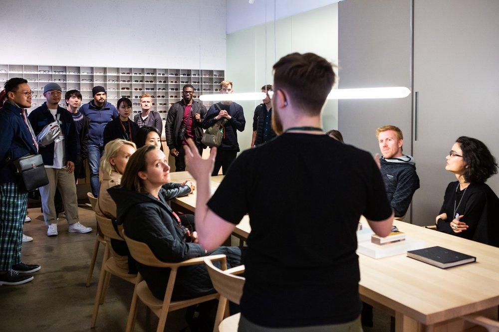 Interior Design Retail Futures Royal College Of Art
