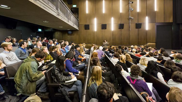 Gorvy Lecture Theatre, Dyson Building