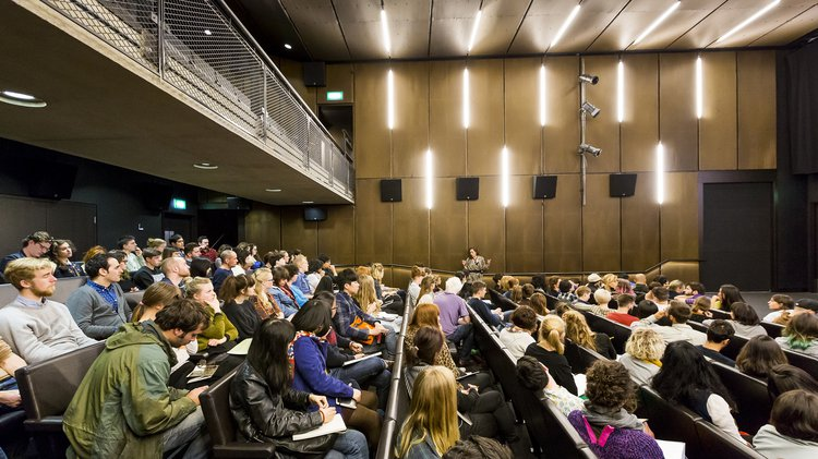 Lydia & Manfred Gorvy Lecture Theatre