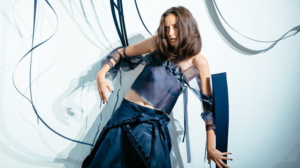 Show 2018, Fashion Womenswear, Katrina Yu Wei Lee