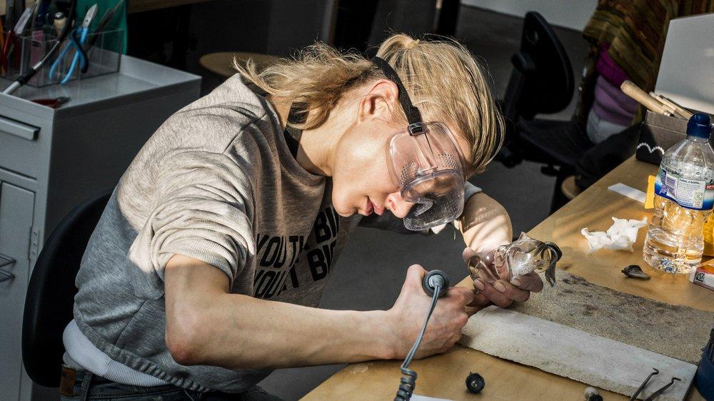 Jewellery & Metal Workshops