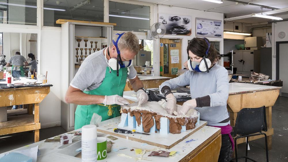 Clay Modelling Workshop