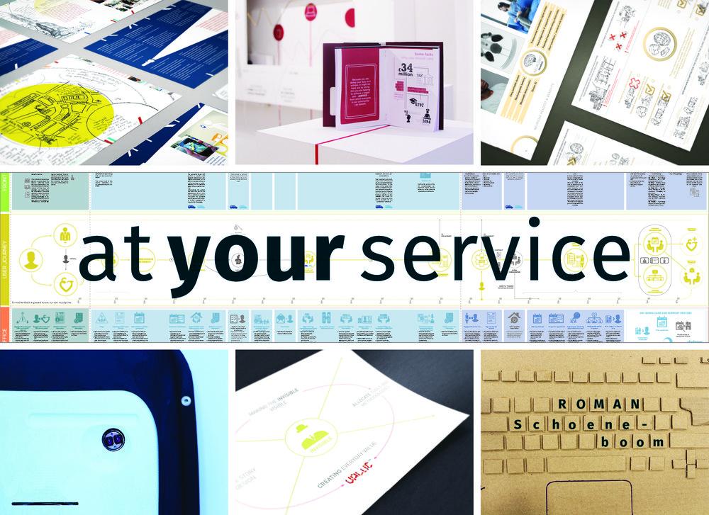 at your service - Roman Schoeneboom, Service Designer