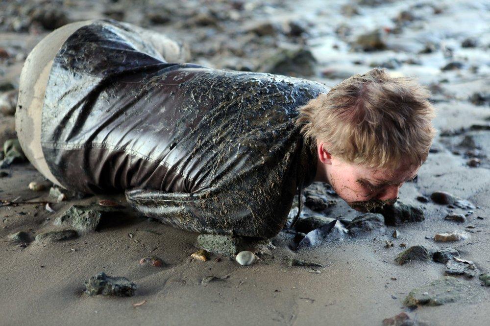 Riverbed Crawl