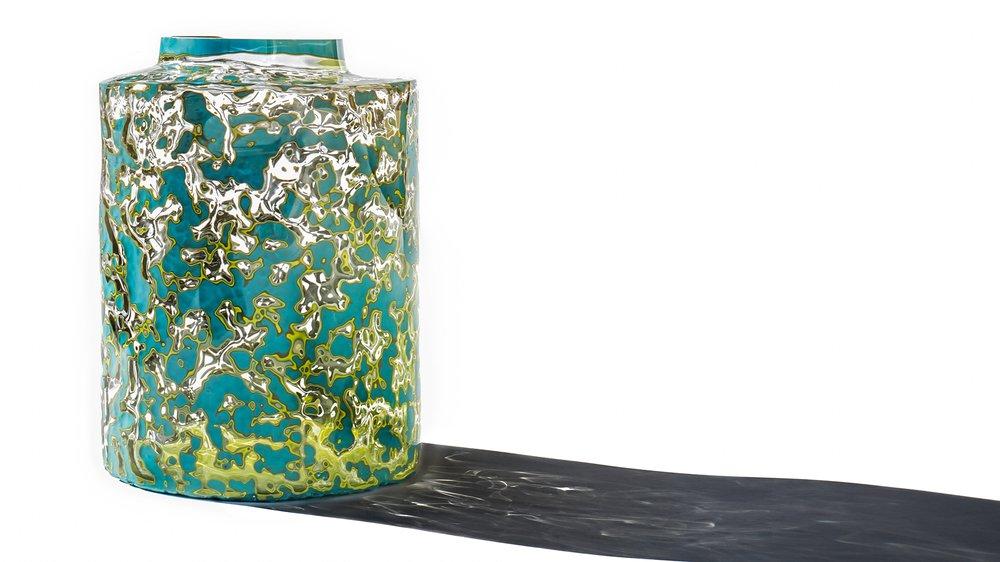 Jar of encapsulated light
