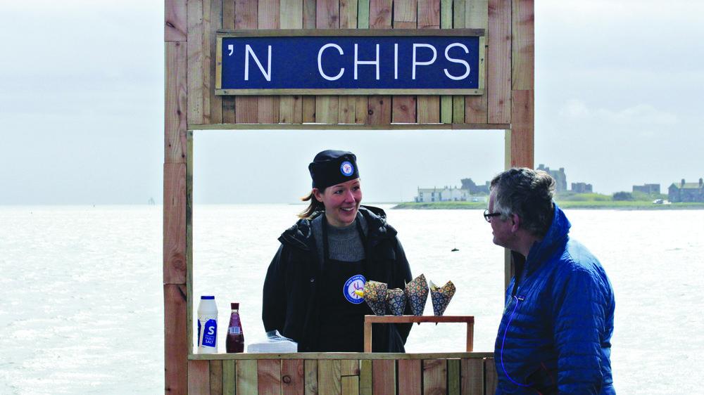 Seaweed 'N Chips