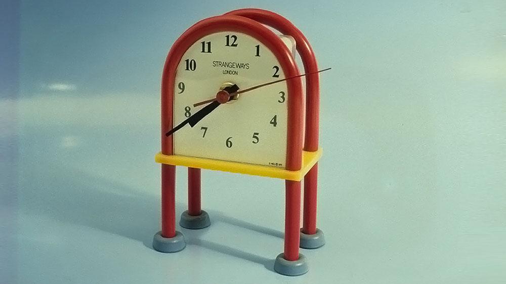 Strangeways Clock