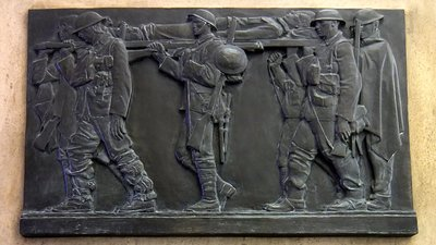 RCA WW1 memorial