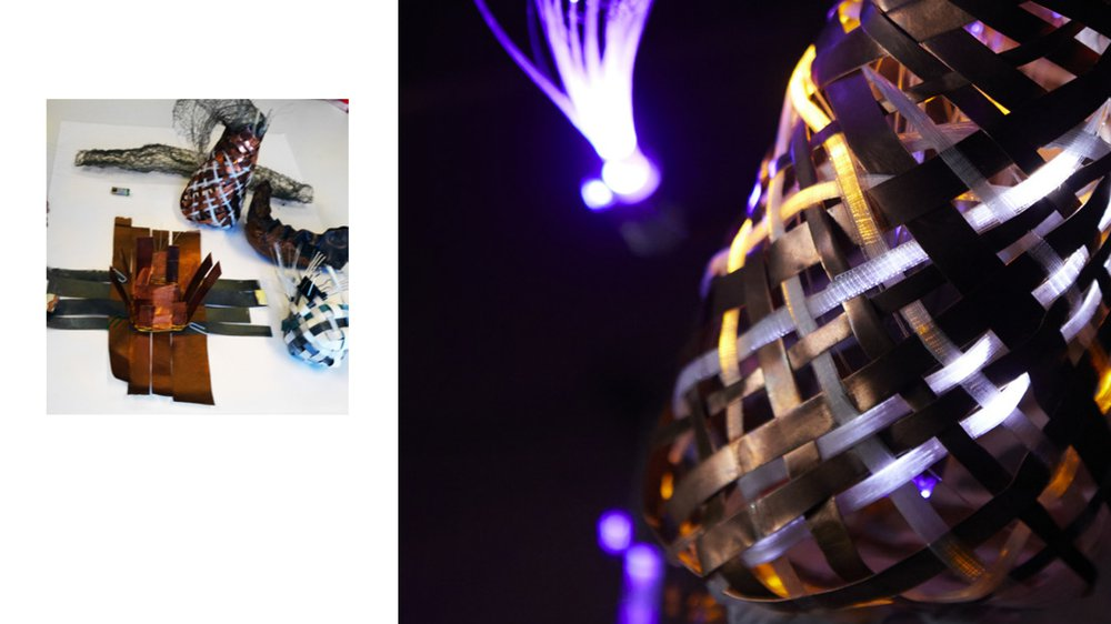 CraftTech: Hybrid Frameworks for Smart Photonic Materials
