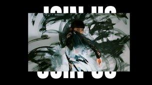 Image: Erica So (Ma Fashion, 2020). Photo: Morgan Markey, Performer: Luqitiao Wang
