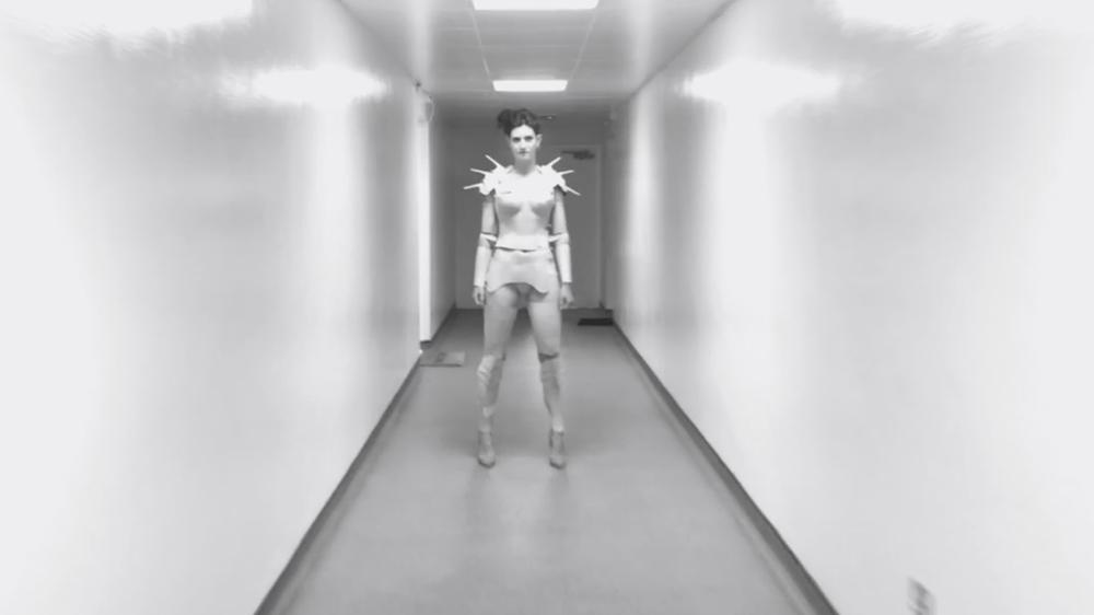 'Walk all over me'- Stiletto Armour