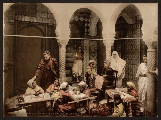 'Ben-Aben Ecole de Broderies Arabes'