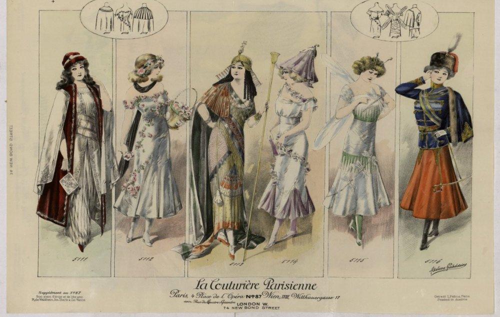 'La Couturière Parisienne'