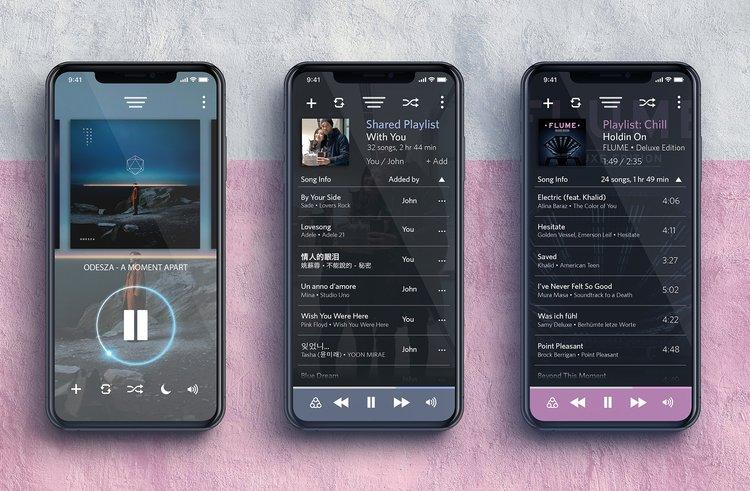 RISE - smart speaker system