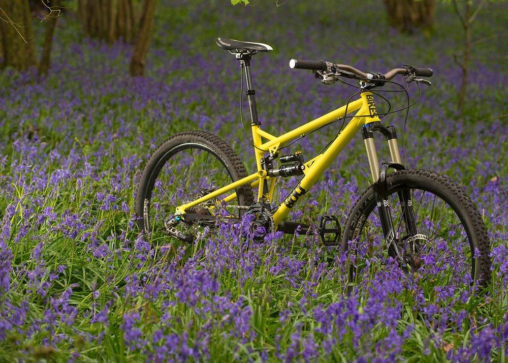 Design and mass manufacture of bike frames for international firm DMR Bikes