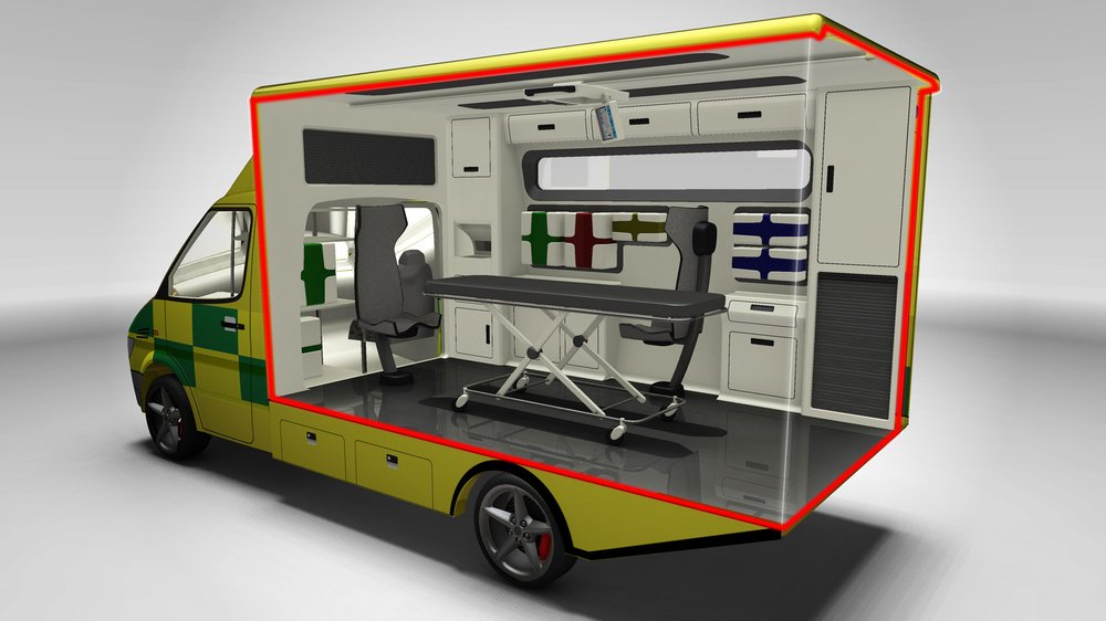 Redesigning the Ambulance