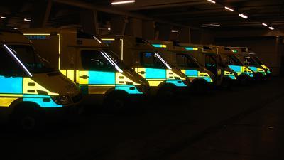 Redesigning the Ambulance