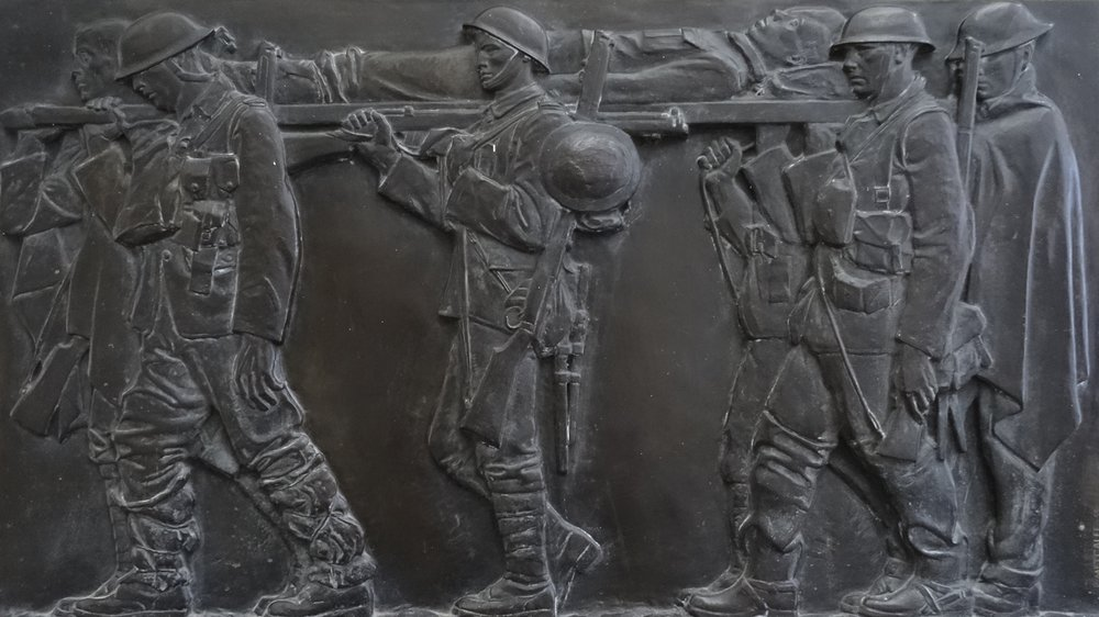 Memorial in Remembrance: the Royal College of Art and the First World War