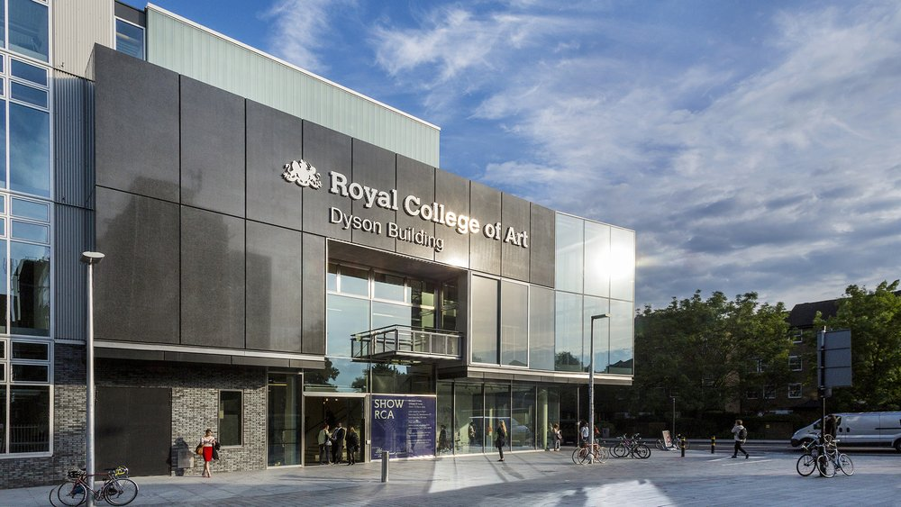 Dyson Building, Royal College of Art Battersea Campus