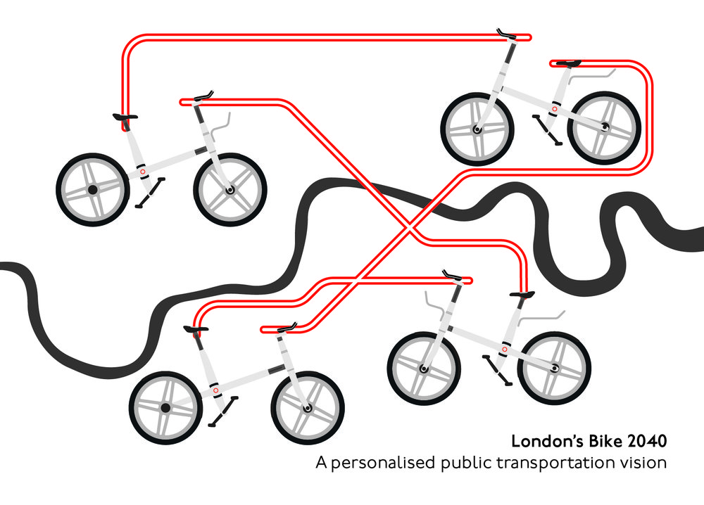 London's Bike 2040