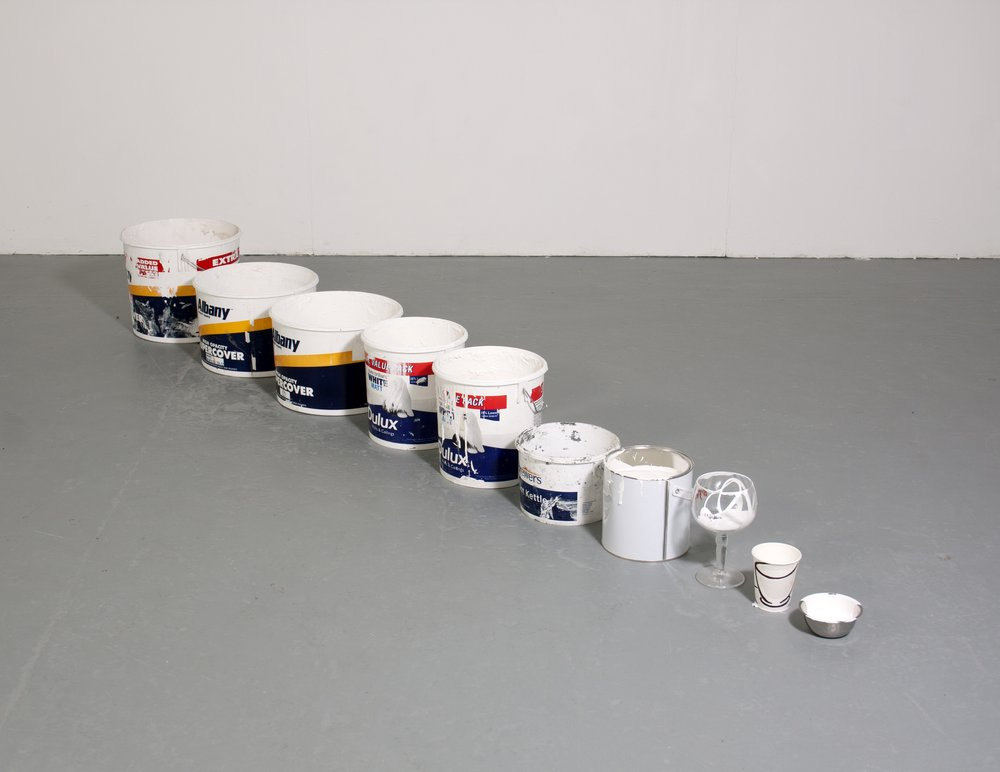 Vessels (Vessels used for white paint during year 2012)