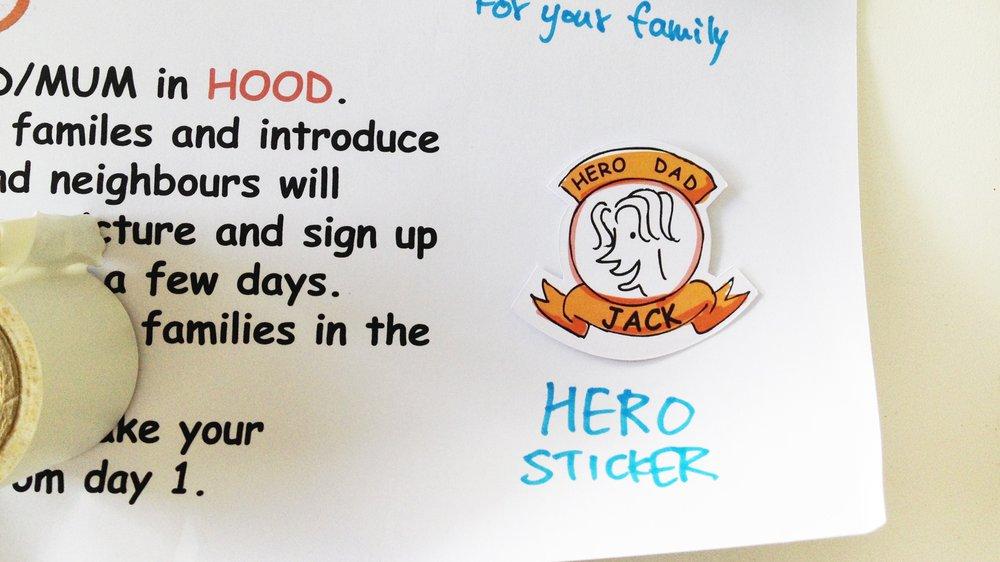 prototype test-hero sticker