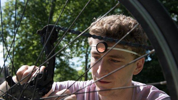 SENSEI For Fixing Bicycle