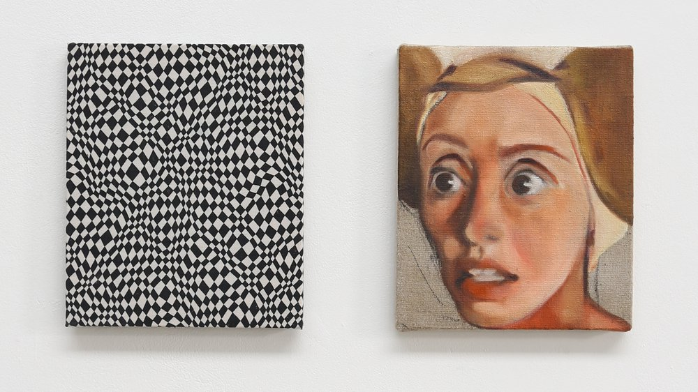Shelley Duvall Diptych