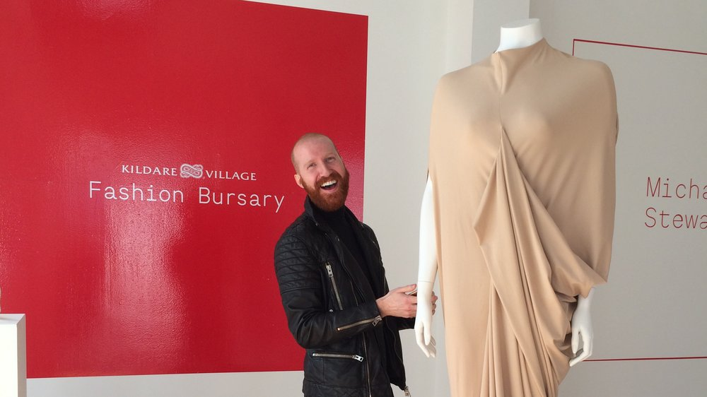 Rca Womenswear Fashion Student Awarded Inaugural Bursary From Kildare Village Royal College Of Art