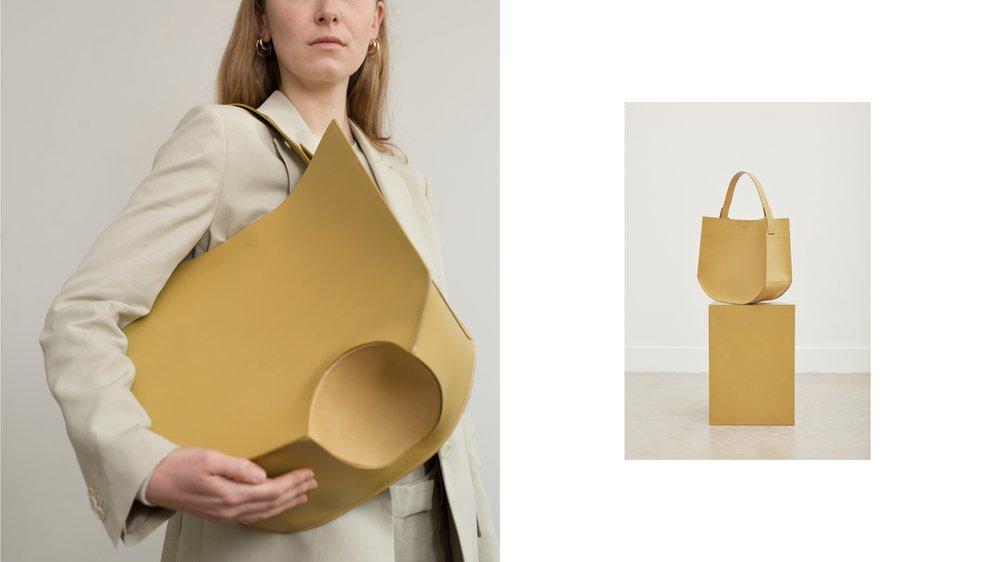 Position 004: Lichen Green Tote Bag