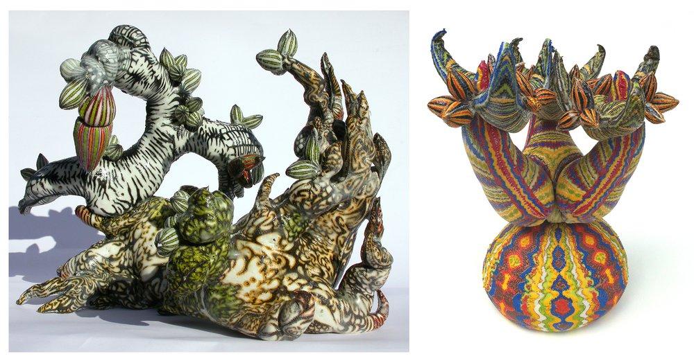 'Tree of Life I' & 'Archipelago I