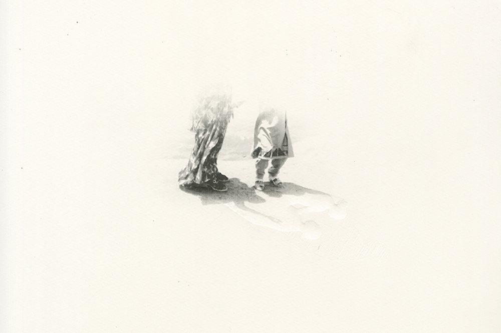 Shadows Series. .سلسلة الظل - detail