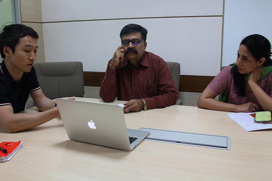 Samsung Corporate Relationship, India