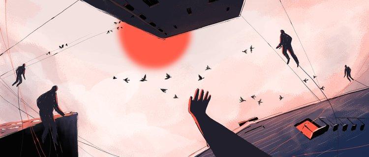 Concept art, Sara Yuwei Qui