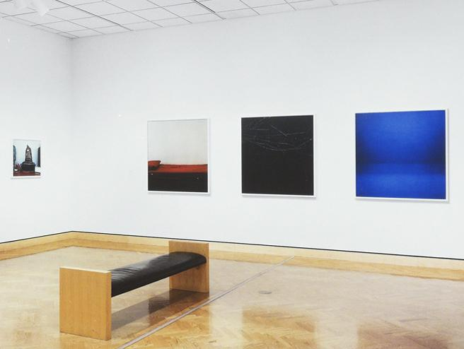 New Pictures 8, solo exhibition, Minneapolis Institute of Arts, USA, 2013