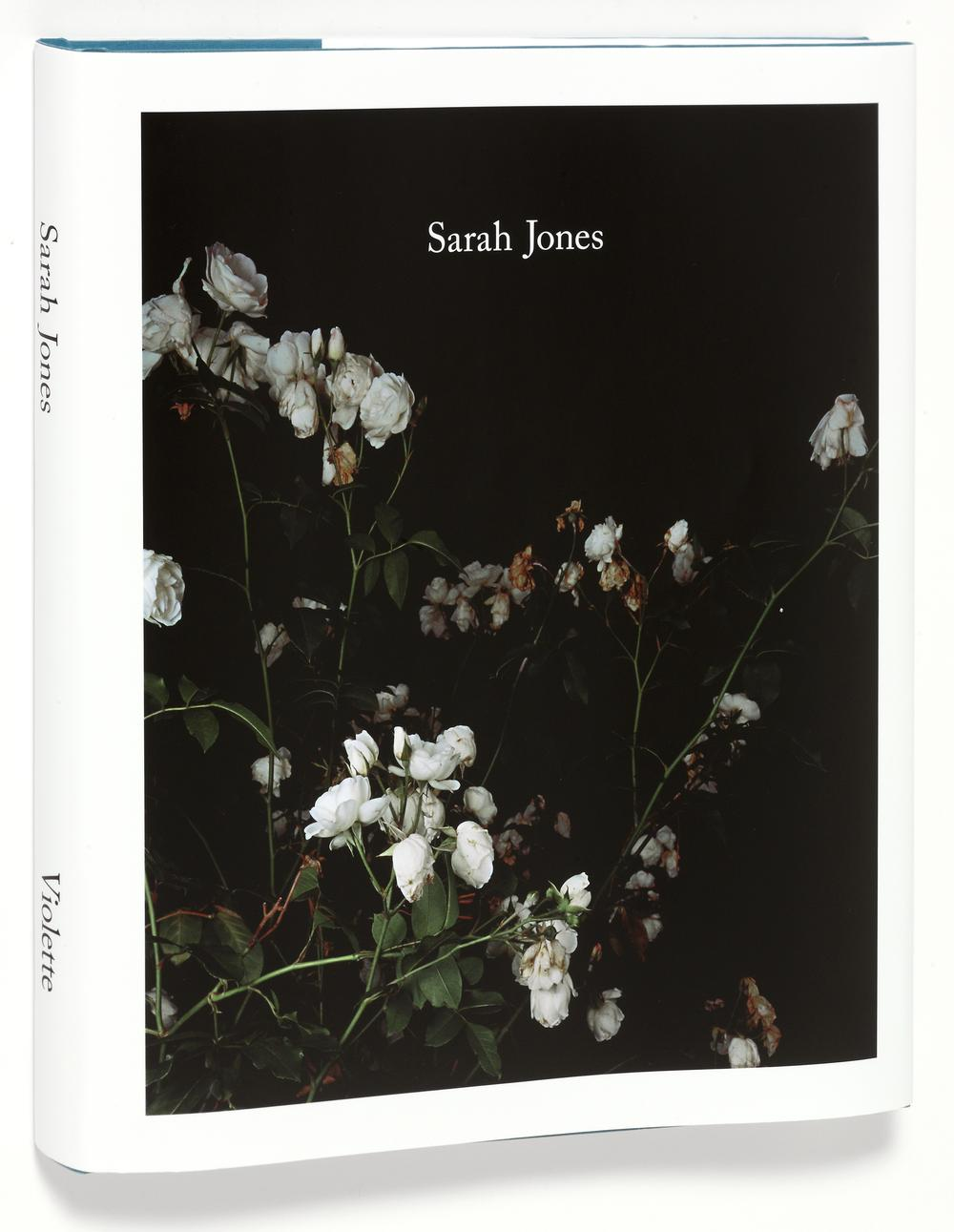 Sarah Jones (book cover: London: Violette Editions, 2013)