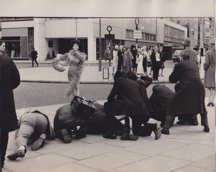 London Fashion Week, 1965