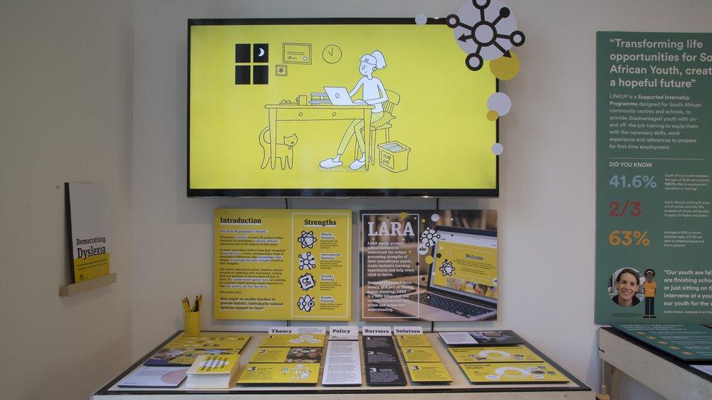 Show 2018 School of Design, Service Design, Bethan Mitchell