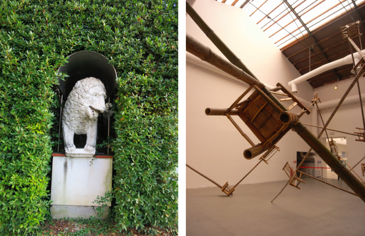 Museo Nationale, Lucca // Venice Biennale 2008