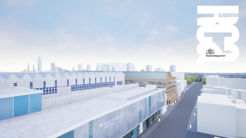 Battersea South Fly-through