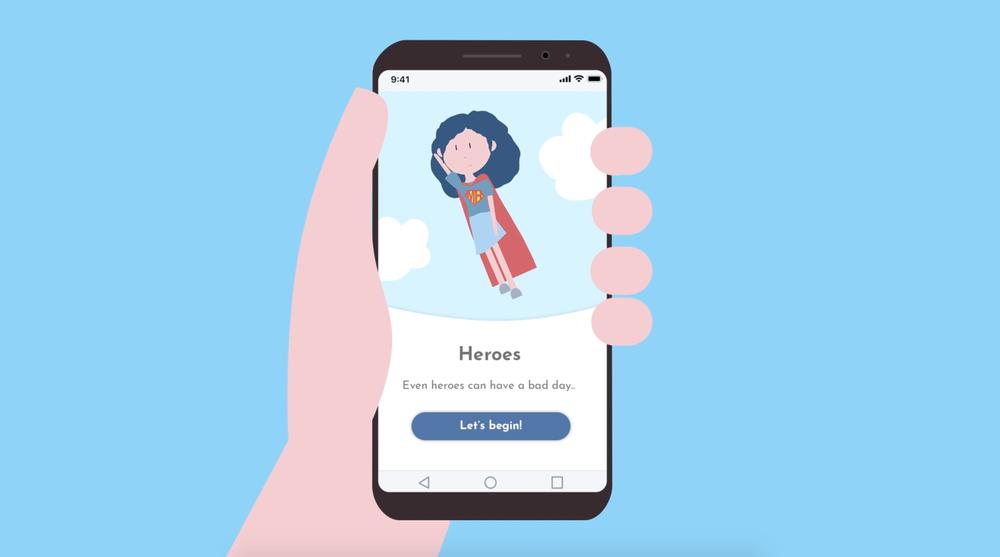 Heroes App