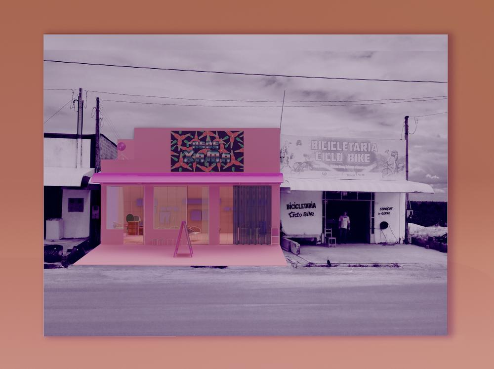 Xama Salon in Corumbiara, Rondônia