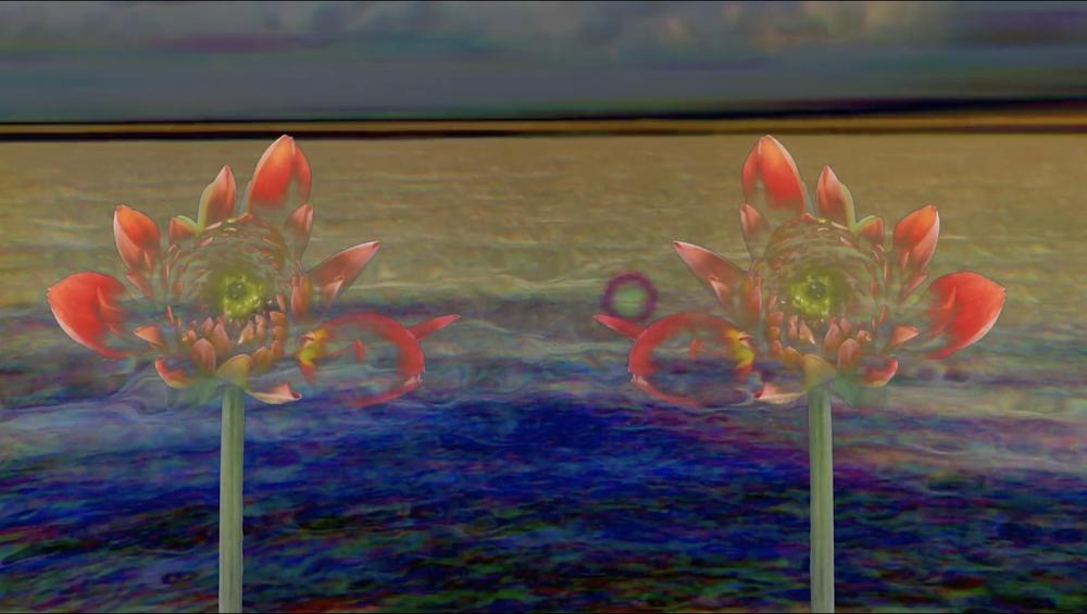 'Bath Motes: Liquid Architecture for Pain Relief' (screenshot)