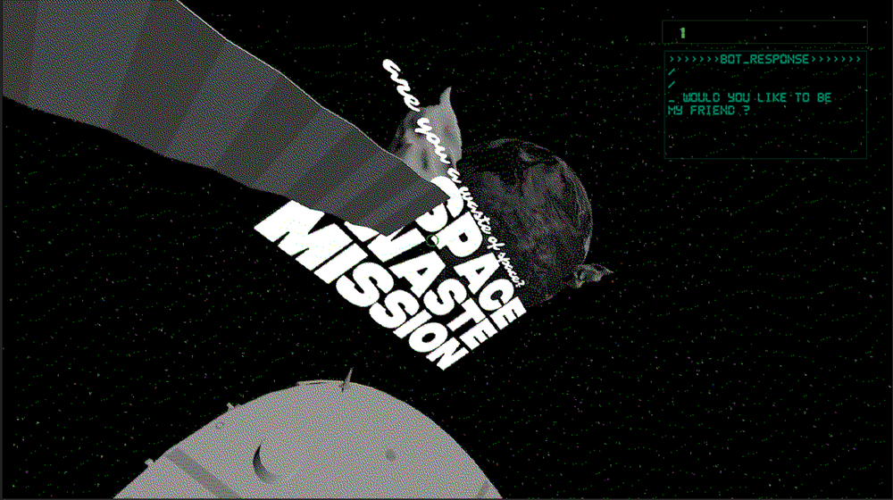 Space Waste Mission