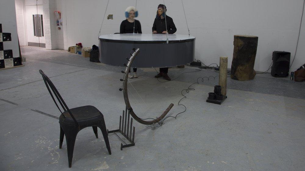 Arts & Humanities Work-in-progress 2018: Sculpture, Elissavet Sfyri