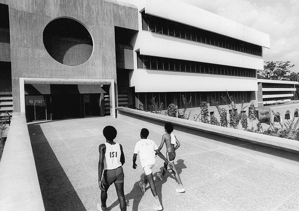 University of Ife in Ile-Ife, Nigeria