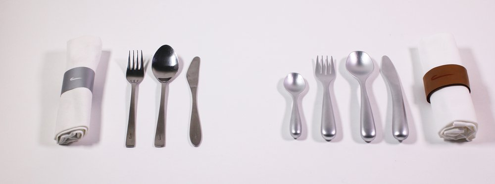 Taste with Touch: cutlery.