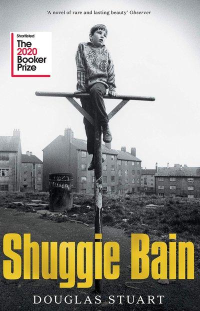 Shuggie Bain, book cover