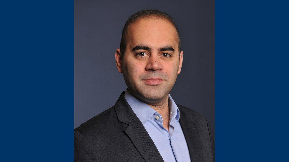 Dr Sina Sareh, Academic Leader, Robotics, School of Design